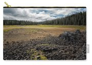 Lava Flow At Hand Lake Carry-all Pouch