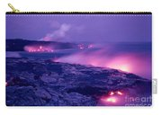 Lava Flows To The Sea Carry-all Pouch