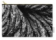 Lava Patterns - Bw Carry-all Pouch