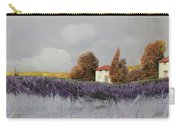 Lavanda Orizzontale Carry-all Pouch