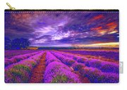 Lavandula Carry-all Pouch