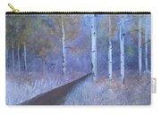 Lavendar Birch  Carry-all Pouch
