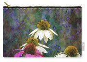 Lavender And Cones 1636 Idp_2 Carry-all Pouch