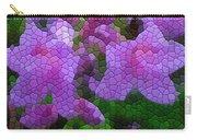 Lavender Azaleas Carry-all Pouch