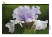 Lavender Bearded Iris #2 Carry-all Pouch