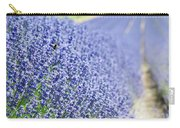 Lavender Blossoms Carry-all Pouch