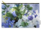 Lavender Blue Carry-all Pouch