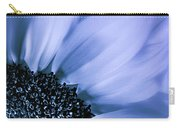 Lavender Blue Silk Carry-all Pouch