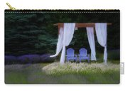 Lavender Breeze Carry-all Pouch