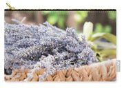 Lavender Calm  Carry-all Pouch