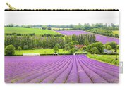 Lavender Farms In Sevenoaks Carry-all Pouch