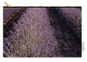 Lavender Field Provence France Carry-all Pouch