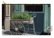 Lavender Flower Cart In Montmarte Paris Carry-all Pouch