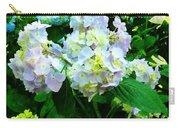 Lavender Hydrangea In Garden Carry-all Pouch