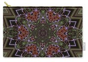 Lavender Mandala Carry-all Pouch
