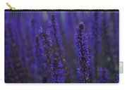 Lavender Night Carry-all Pouch