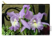 Lavender Orchids Carry-all Pouch