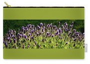 Lavender Pano Carry-all Pouch