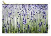 Lavender Patterns Carry-all Pouch