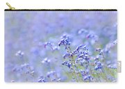 Lavender Spring Carry-all Pouch