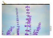 Lavender To The Sky Carry-all Pouch