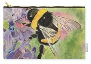 Lavender Visitor Carry-all Pouch