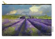 Lavenders Of South Carry-all Pouch