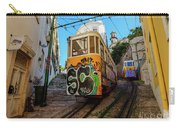 Lavra Funicular, Lisbon, Portugal Carry-all Pouch