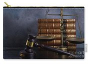 Law And Justice II Carry-all Pouch