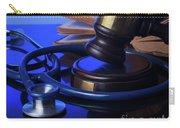 Medical Law Carry-all Pouch