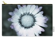 Lawn Daisy - Toned Carry-all Pouch