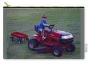 Lawnmower Boy Carry-all Pouch