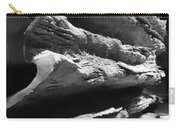 Layered Curves B W Carry-all Pouch