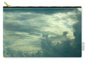 Layers Of Clouds Carry-all Pouch