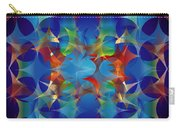 Layers Of Color 3 Carry-all Pouch