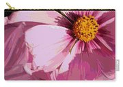 Layers Of Pink Cosmos - Digital Art Carry-all Pouch