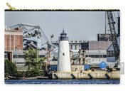 Lazaretto Point Lighthouse Carry-all Pouch