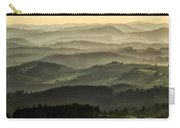 Lazy Afternoon In Beskid Carry-all Pouch