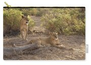 Lazy Samburu Afternoon Carry-all Pouch