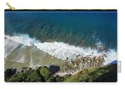 Lazy Waves Carry-all Pouch
