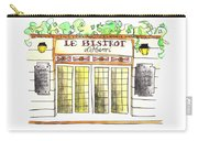Le Bistrot Henri Carry-all Pouch