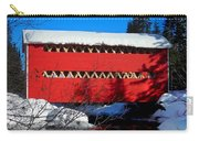 Le Boise Du Pont-rouge ... Carry-all Pouch