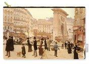 Le Boulevard St Denis - Paris Carry-all Pouch