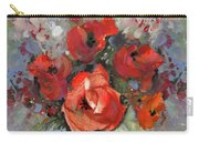 Le Bouquet De Valentine Carry-all Pouch