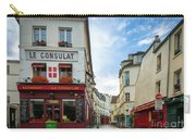 Le Consulat Carry-all Pouch by Inge Johnsson