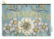 Le Fleuriste De Botanique Carry-all Pouch