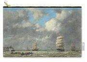 Le Havre, 1883 Carry-all Pouch