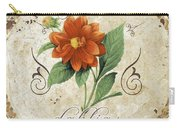 Le Jardin Dahlias Carry-all Pouch