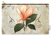 Le Jardin Magnolias Carry-all Pouch