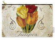 Le Jardin Tulipes Carry-all Pouch